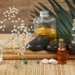 Still-life subjects of relaxing spa — Stock Photo #8682532