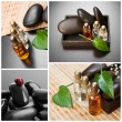 Stock Photo: Still-life subjects of relaxing spa
