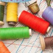Sewing — Stock Photo