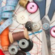 sewing — Stock Photo #9106090