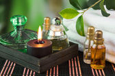 Tools and accessories for spa treatments — Stock Photo