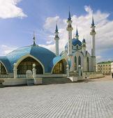 Muslim mosque in Kazan — Stock Photo