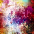 Abstract painted background — Stock Photo #10237737