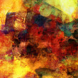 Abstract painted background grunge — Stock Photo #8207756