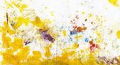 Arrière-plan coloré de tache — Photo