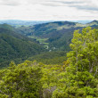 Tararua Range on North Island of New Zealand — Stock Photo