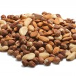Stockfoto: Nuts background
