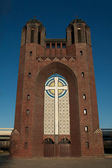 Crestovozdvijensky sobor Kaliningrad orthodox church — Stock Photo