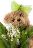 Flowers for mum! — Stock Photo
