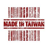 Ilustração em vetor de único ícone de taiwan — Vetor de Stock