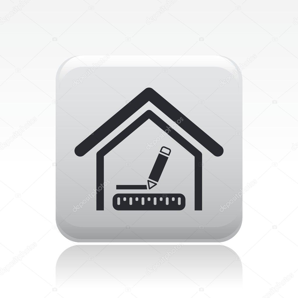 Interior designer icon