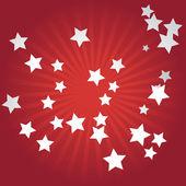 Vektör yıldız arka plan — Stok Vektör