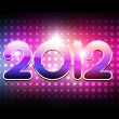 Royalty-Free Stock Vektorgrafik: Party style new year