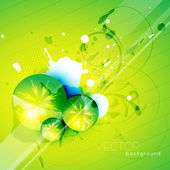 Circles background — Stock Vector