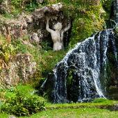 Villa d'Este - Tivoli — Stock Photo