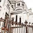 Stock Photo: Sacre Coeur de Montmartre