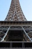 Detalle de torre eiffel — Foto de Stock