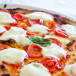 Pizza in Naples — Stock Photo #8001342