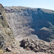 Vesuvius crater — Stock Photo #8128359