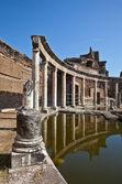 Roman columns — Stock Photo