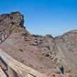 Vesuvius crater — Stock Photo #8409551