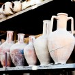Old amphoras — Stock Photo