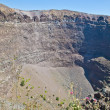 Vesuvius crater — Stock Photo #8860294