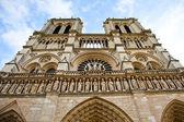 собор нотр-дам - париж — Стоковое фото