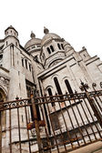 Sacre Coeur de Montmartre — Stock Photo