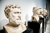 Statues collection — Stock Photo