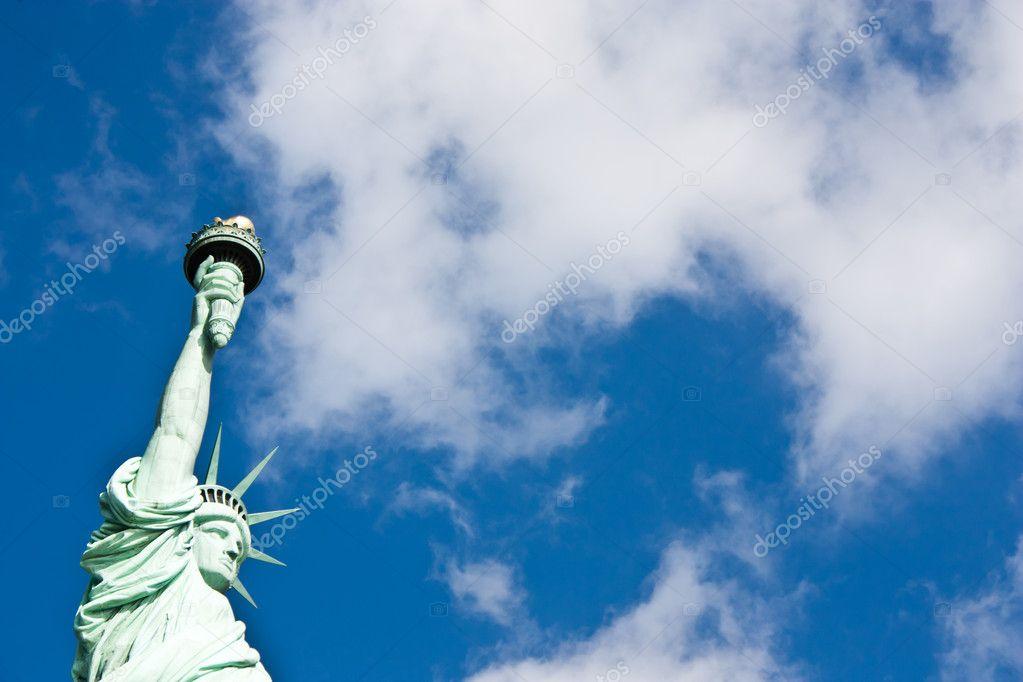自由女神像 — 图库照片08perseomedusa#9801902