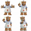 Nurse Bear Pack - 2of2 — Stock Photo #10256918