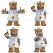 Nurse Bear Pack - 2of2 — Stock Photo