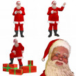 Santa Claus Pack - 1of2 - Stock Photo