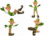 Christmas Elf Pack - 1of2 — Stock Photo