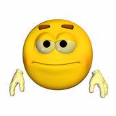 Emoticon — Stock Photo