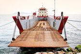 Landing craft — Stock Photo