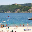 Sariyer Beach — Stock Photo