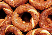 Turkish Bagel — Stock Photo