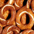 Turkish bagels — Stock Photo