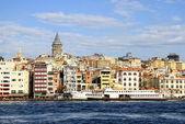Karakoy Port, Istanbul — Stock Photo