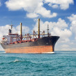 Cargo ship — Stock Photo