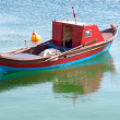 Row boat — Stock Photo