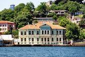 Bosporus Houses — Stock Photo
