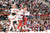 Belarussian Folk Dance — Stock Photo