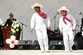 Mexican Folk Dance — Stock Photo