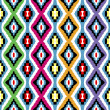 Colored ethnic texture - 