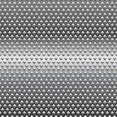 Metal texture, seamless pattern — Stock Vector