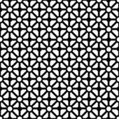 Abstracte achtergrond met zwarte elementen — Stockvector