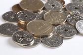 Closeup de dinheiro norueguês. — Fotografia Stock